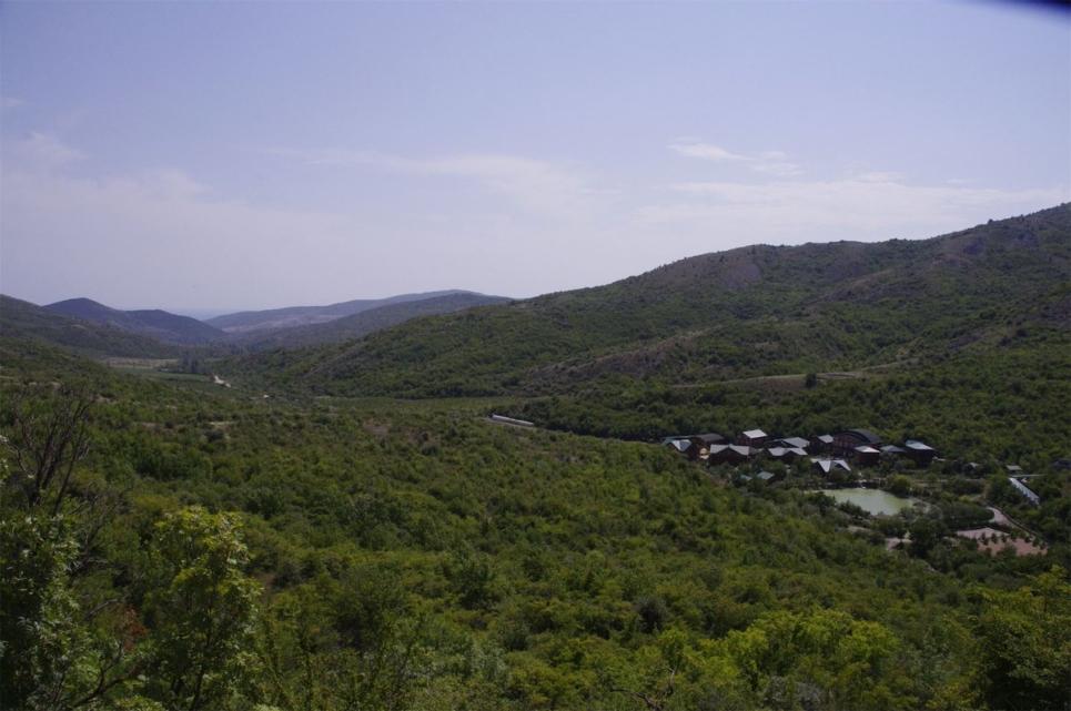 горная местность