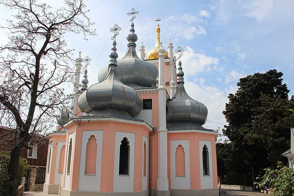 Храм Иоанна Златоуста