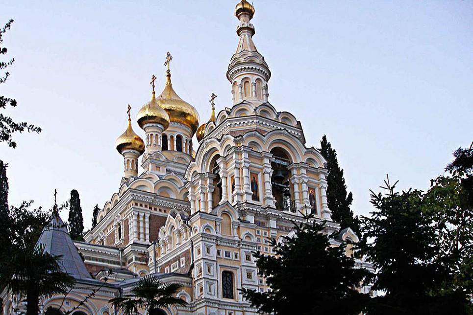 собор невского